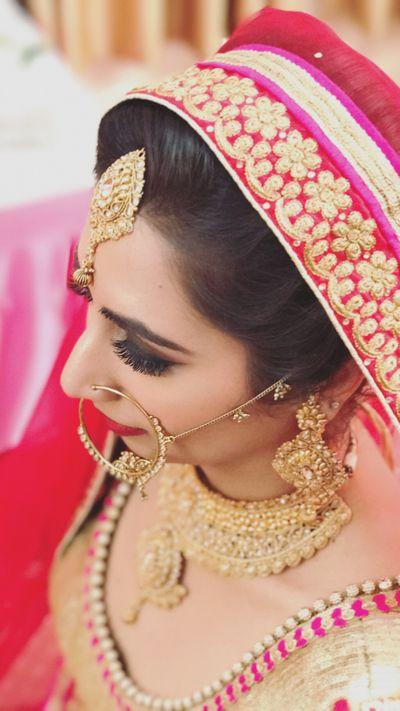 Simran Kaur Walia Punjabi Bride
