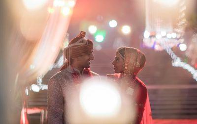 6 - Nidhi & Vineet (Delhi)