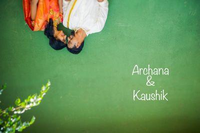 Kaushik & Archana
