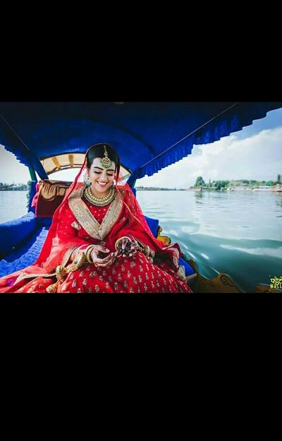 Nabil and Brinda  wedding at SRINAGAR on 7th sep