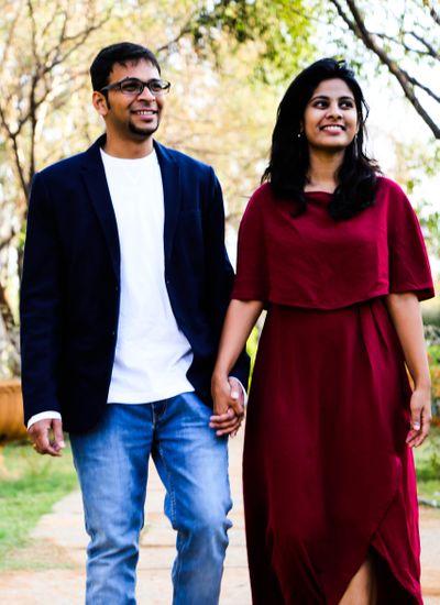 Harsha pre wedding