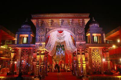 Wedding at Rajgarh Estates