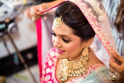 Priyanka & Kaushik