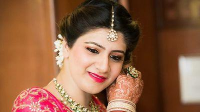 Priyam's big fat Sindhi Wedding!