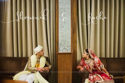 Ruchi & Shoumik