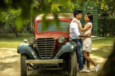 Pre-Wedding : Chirag & Deepshikha