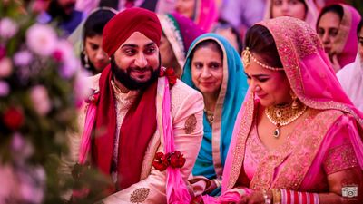 Ashmeet & Onkar | A Sikh Wedding