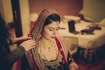 Aditi's Wedding !