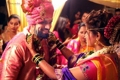 The Maharashtrian Wedding- #DOLove
