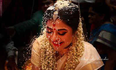 bangali & South Indian wedding