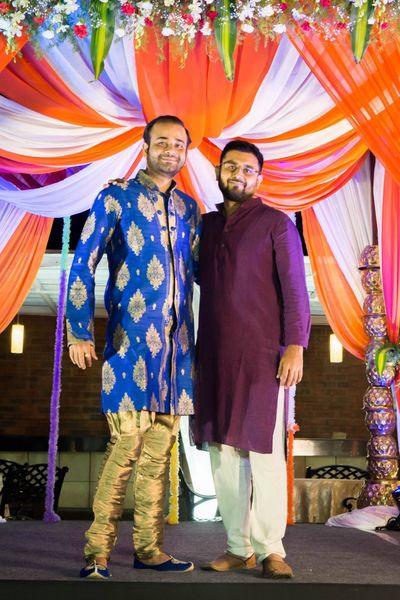 sunil & Nidhi