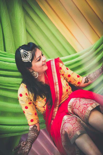 Arushi + Kshiteesh (DELHI)