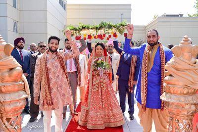Savita's wedding (USA)
