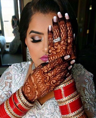 new letest bridal mehndi