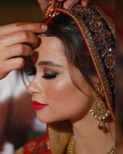Amrita's wedding
