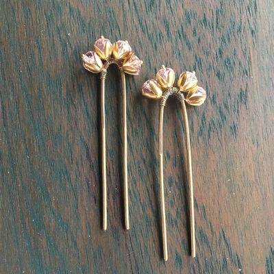 Metal Hair Pins