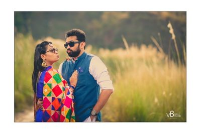 Nikash & Chhavi Pre Wedding