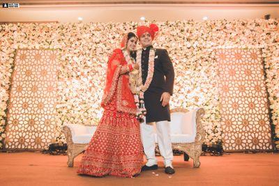 Aparna + Prannoy