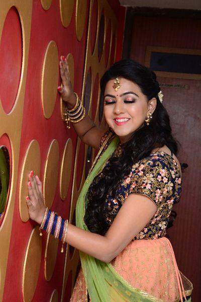Bride shradha