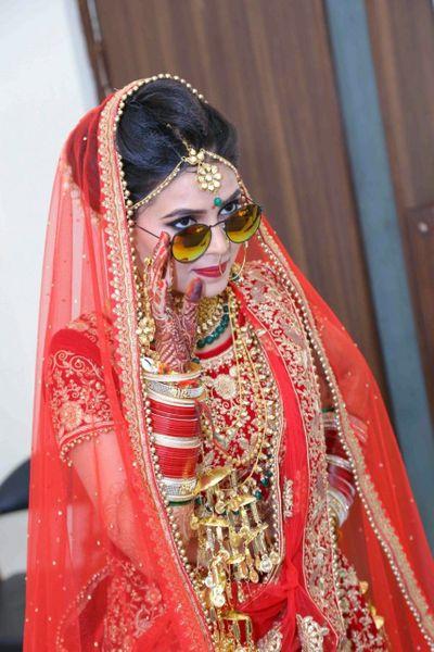 Bride Jyoti
