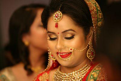 Bride Ankita