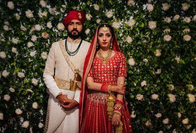 Sanaa & Arjun