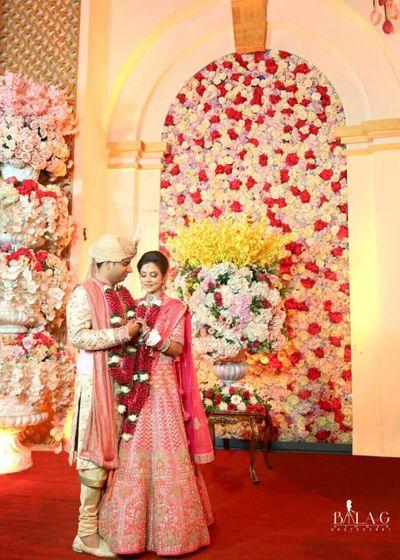 Sakshi's wedding