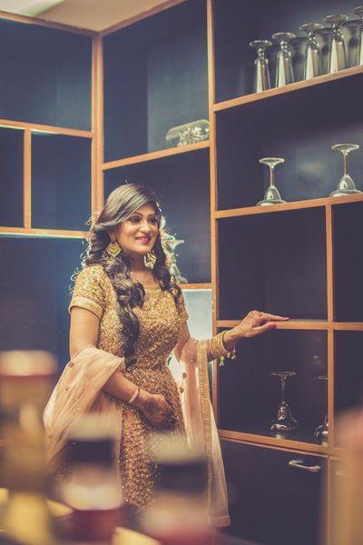 Sakshi's Engagement