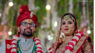Bride Aarti Jain