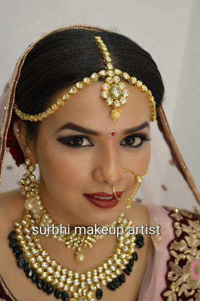 Bride Urvashi