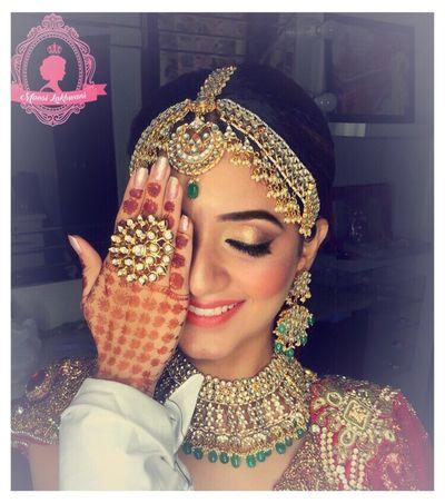Brides by Mansi Lakhwani