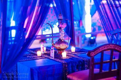 Palace Wedding