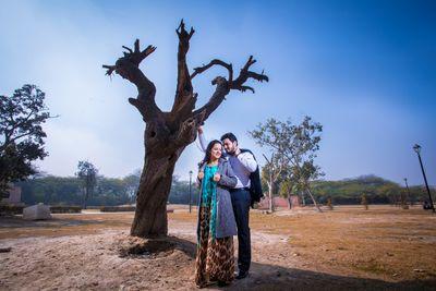 Sakshi & Ankush : Prewedding