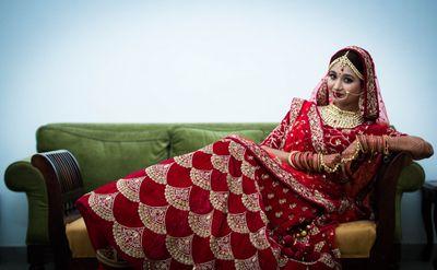 Make Up Shoot : Salonie's Wedding