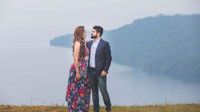 PreWedding-Priyanka and Deepanshu