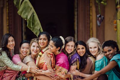Padmini & Alex Multicultural Wedding