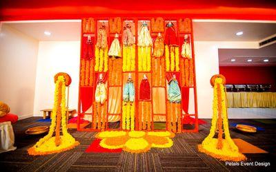 Poojitha & Pramodh - Mehndi Ceremony