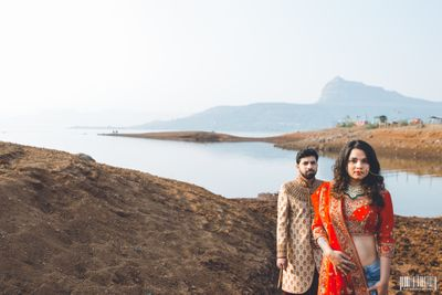 Nabil    Malavika Pre Wedding