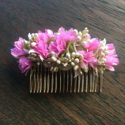 Floral Combs