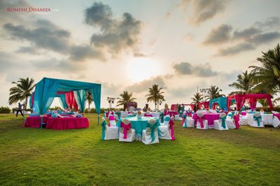 Vidisha Jinesh wedding