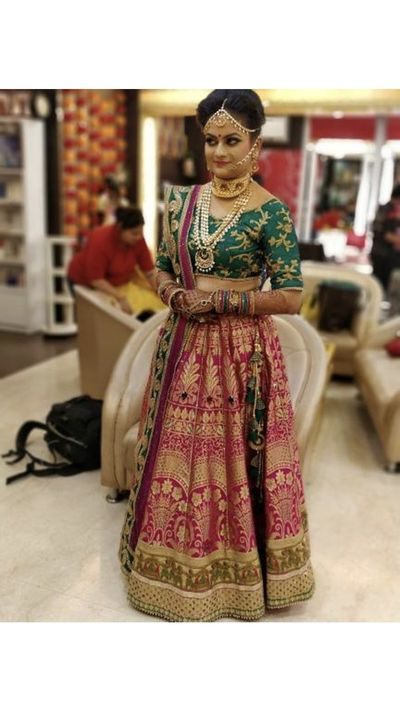 Bride Priyanshi