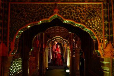 Pallavi & Madhav