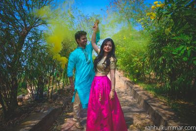Vikram & Smriti Pre wedding