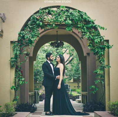 Karishma x Dhruv - Heritage Pre Wedding