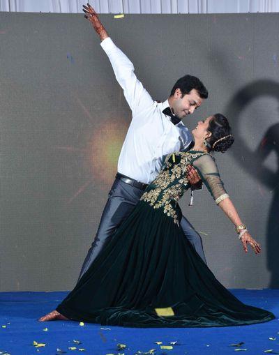 Diksha weds Rakshit