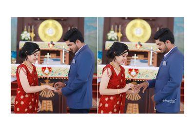 Nidhin + Priya