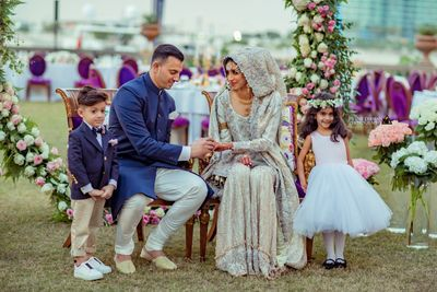 Zahra & Faisal