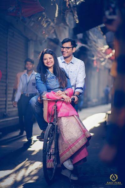 Ridhima & Rajan