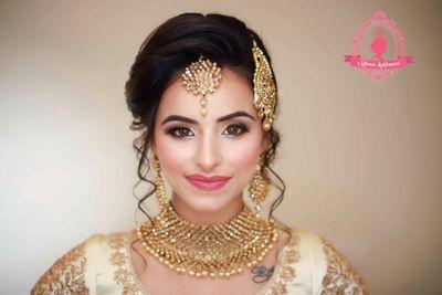 Mansi Lakhwani Brides