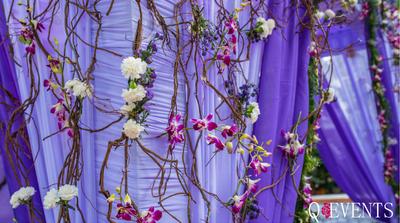 Lilac Magic - Varun & Adi - Bengali wedding